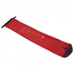 Mountain Equipment - Aerostat Windsock maat One Size, zwart/rood