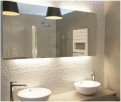 2Heat Anti Condens en verwarming voor spiegels 100 Watt 50x100cm 200W/m2, dubbel geisoleerd