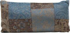 Myroundie - sierkussen - kussen - 35 x 70 cm - patchwork xl