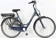 28 Zoll Damen Elektro City Fahrrad 3 Gang Hoopfietsen... blau