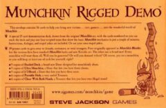 Steve Jackson Games Munchkin Rigged Demo