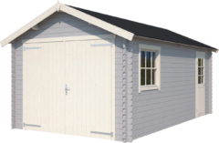 Outdoor Life Products Outdoor Life | Garage Dillon | Platinum Grey | 560x320 cm