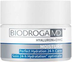 Biodroga MD Gesichtspflege Moisture Perfect Hydration 24h Pflege 50 ml