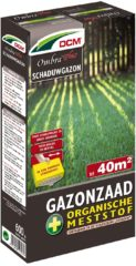 DCM Ombra Plus - graszaad voor schaduwrijke plaatsen - 0.6 kg
