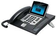 Auerswald COMfortel 3600 IP sw - IP-Systemtelefon schwarz COMfortel 3600 IP sw