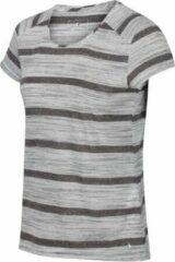 Regatta - Women's Limonite IV Lightweight T-Shirt - Outdoorshirt - Vrouwen - Maat 36 - Grijs