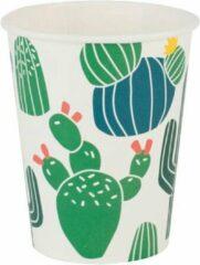 Rode My Little Day Papieren Beker Cactus