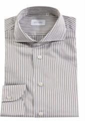 Beige Artu Napoli Overhemd