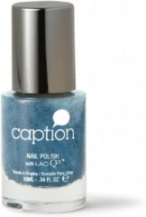 Blauwe Young Nails - Caption Caption Nagellak 104 - Best Worst Day Ever