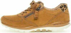 Gabor Rollingsoft 56.968.41 dames sneaker - bruin - maat 37.5