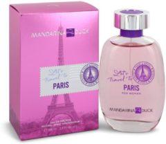 Mandarina Duck Let's Travel To Paris - Eau de toilette spray - 100 ml