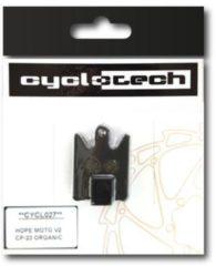Cyclotech Components Prodisc Kevlar Remblokken voor Hope Moto V2