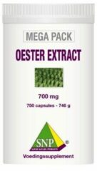 Snp Oester Extract Megapack (750cap)