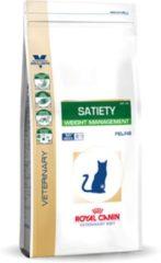 Royal Canin Veterinary Diet Satiety Weight Management - Kattenvoer - 6 kg
