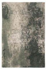 Groene Louis de Poortere Mad Men 8723 Dark Pine Vloerkleed 280 x 200 cm