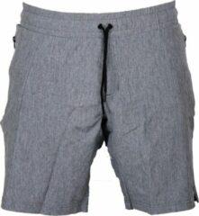 Legend Trendy Casual korte broek melage grijs XL