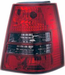 AutoStyle Set Achterlichten passend voor Volkswagen Golf IV/Bora Variant 1998-2004 - Rood/Smoke