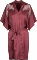 LingaDore - Urban Kimono Barn Red - maat XS - Rood