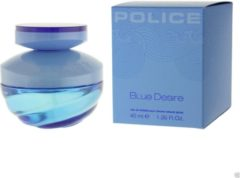 Victoria's Secret Police Blue Desire Edt Spray 40 ml