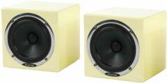 Avantone Pro Active MixCubes Crème actieve studiomonitor (2x)