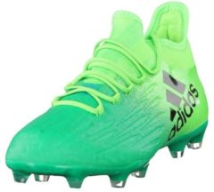 Fußballschuhe X 16.2 FG S79537 aus techfit®-Material adidas performance SGREEN/CBLACK/CORGRN