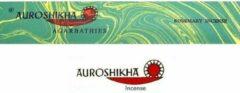 Groene Wierookstokjes Auroshikha, Rosemary, 30 sticks
