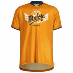 Maloja - PalinM. Multi 1/2 - Sport-T-shirt maat M, oranje