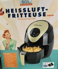 Gourmetmaxx Digitale hetelucht friteuse