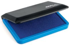 Colop stempelkussen Micro 1, formaat 5 x 9 cm blauw
