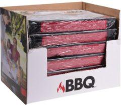Instant BBQ voor éénmalig gebruik - 48 x 31 cm - 6 cm hoog - inclusief kolen
