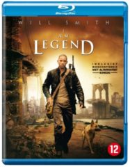 Warner Bros Home Entertainment I Am Legend (Blu-ray)