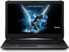 MEDION® ERAZER® X7855, 17,3??/43,9cm, MD 60845, Intel® Core? i7-7700HQ, 256GB SSD, 1TB HDD, FHD