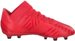 Fußballschuhe NEMEZIZ 17.3 AG J CP9178 für perfekte Ballkontrolle adidas performance REACOR/REDZES/CBLACK