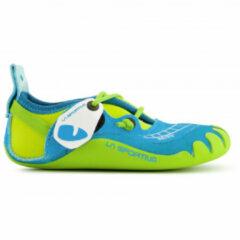 Gele La Sportiva - Kid´s Gripit - Klimschoenen maat 33-34 geel