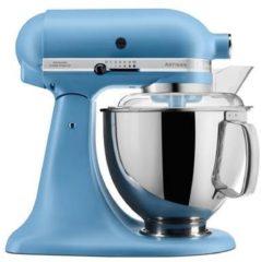 KitchenAid Artisan keukenmachine 4,8 liter 5KSM175PSEVB - blauw fluweel