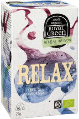 Royal Green Royal groen Relax 16 Stuks