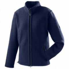 Mufflon - Jim - Wollen vest maat M, blauw/zwart