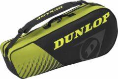 Dunlop SporttasVolwassenen - geel/zwart