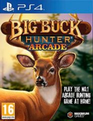 505 Games Big Buck Hunter - PS4