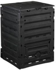 Nature Thermo-compostbak 300 L 60x60x90 cm zwart