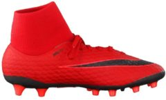 Fußballschuhe mit Dynamic Fit-Kragen DF AG-Pro 917763-414 Nike University Red/Black-Bright Crimson