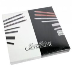 Cretacolor Black and White Box 25-delig