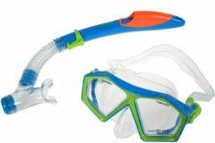 Blauwe Aqua Lung Sport - Molokai + Spout - Kinderen - Junior