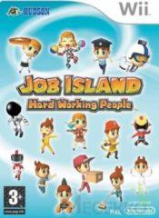 Creative Hudson Job Island: Hard Working People, Wii Basis Nintendo Wii Engels video-game