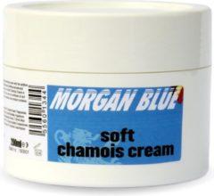 Witte Pro Sport Lights Soft broekzalf Morgan Blue wielrennen fietsen - Fietszadel comfort Fiets