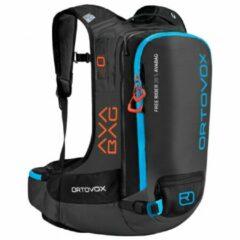 Ortovox - Free Rider 20 S Avabag Kit - Lawinerugzak maat 36 - 44 cm zwart