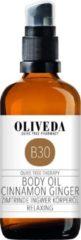 Oliveda B30 Body Oil Cinnamon Ginger Relaxing 100ml