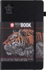 Bruynzeel Schets-notitieboek Sakura 13x21cm zwart