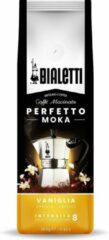 Bialetti Perfetto Moka Vaniglia (vanille) gemalen koffie – 250gr